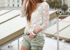 Love this. Why is it so hard for me to find shorts that fit proper and look okay