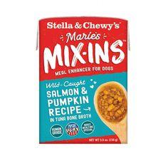 Stella & Chewy's Marie's Mix-Ins Wild Caught Salmon & Pumpkin Recipe Dog Food Topper - 5.5-oz