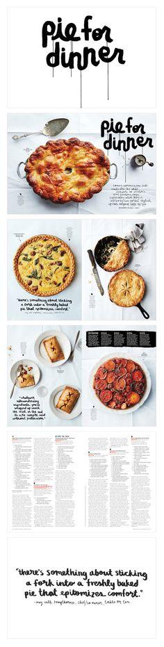 Pie for Dinner - Alaina Sullivan