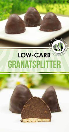 Die low-carb Granatsplitter sind wohl die beste Alternative um Kuchenreste zu verarbeiten. Und das Beste ist, das Rezept ist glutenfrei.