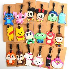 80 Best Disney Luggage Tags Images On Pinterest Disney Luggage