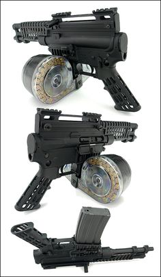 AR-15 Pistolwth this is awesome