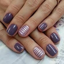 Resultado de imagen para decoracion de uñas con esmalte metalizado