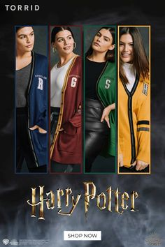 Torrid's Harry Potter plus size women's collection of dresses, shirts, lingerie, & leggings will have you in your favorite Gryffindor, Ravenclaw & Hufflepuff colors. Harry Potter Magic, Harry Potter Room, Harry Potter Outfits, Harry Potter Theme, Harry Potter Jokes, Harry Potter Fandom, Harry Potter World, Slytherin Pride, Hogwarts