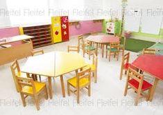kindergarten classroom tables - Google Search Kindergarten Tables, Kindergarten Classroom, Classroom Table, Google Search, Furniture, Home Decor, Decoration Home, Room Decor, Home Furnishings