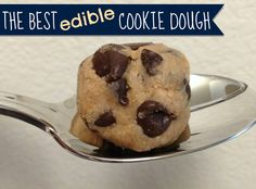 Emily Forever After: recipe 101: edible cookie dough
