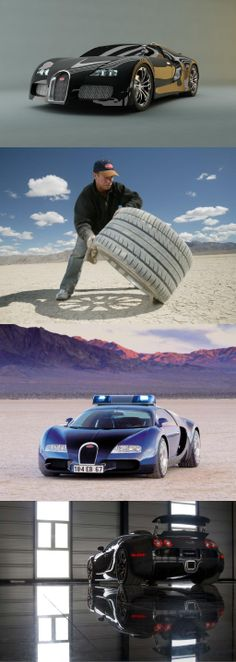 The Awesome Bugatti Veyron