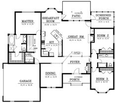 Crafty inspiration 8 house plans under 2200 sq ft country plan with square feet and 3 startling 10 2 story house plans 2200 square feet 2300 sqft of sq ft india innovation country home plans by natalie c… Read Country House Plans, Best House Plans, Dream House Plans, House Floor Plans, 2200 Sq Ft House Plans, Bungalow House Plans, Traditional House Plans, Traditional Design, Master Room
