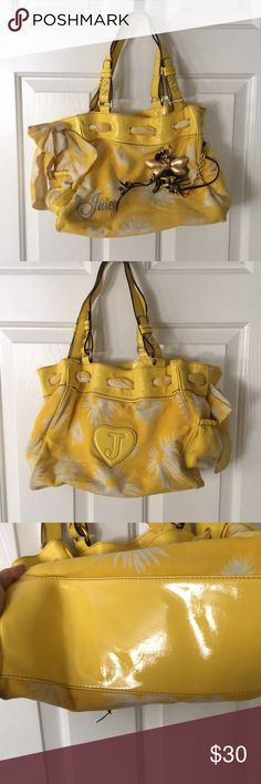 Juicy Couture purse Juicy Couture purse. Excellent condition Juicy Couture Bags Shoulder Bags