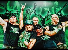 WWE: Triple H, Shawn Michaels and more celebrate anniversary of DX Vince Mcmahon, Shawn Michaels, Triple H, Wwe All Superstars, Dx Wwe, Degeneration X, Wwe Lucha, Nwo Wrestling, Attitude Era
