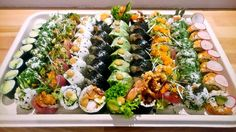 Sushi Catering, Cobb Salad, Food, Products, Meals