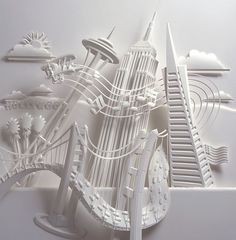 Paper Art – Jeff Nishinaka – Sans titre