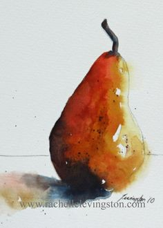 watercolor painting watercolor  Art of Bold by rachellelevingston, $40.00