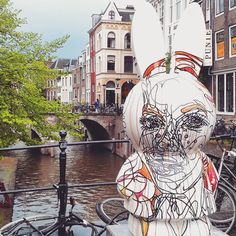 Miffy in Utrecht #miffyparade