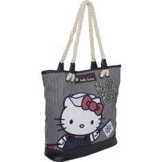 Loungefly Hello Kitty Nautical Tote $49.95