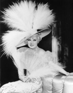 The extraordinary Mae West
