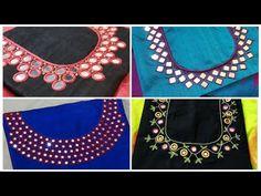 Sindhi Embroidery, Mirror work dress design, Sindhi traditional dress - YouTube Mirror Work Kurti, Mirror Work Dress, Work Dresses, Work Suits, Traditional Dresses, Designer Dresses, Embroidery, Youtube, Fashion