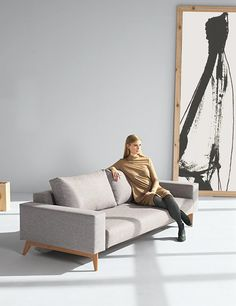 The Idun Sofa Bed From Innovation   Available At Www.futons247.co.uk