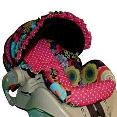 Graco Snugride Custom Infant Car Seat Cover Lorenzo by bbsprouts, $85.00
