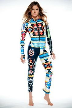 Cycling Wear, Bike Wear, Cycling Outfit, Ski Et Snowboard, Snowboarding, Ski Racing, Rash Guard Women, Alpine Skiing, Ski Fashion