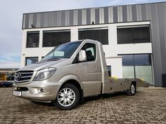 Mercedes Sprinter Low Race Pakiet +  #kegger #sprinter #autotransporter #cartransport