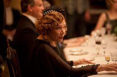 Downton Abbey S03E02: Shirley MacLaine as Martha Levinson