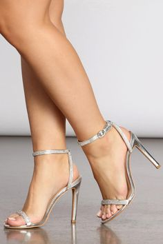 Steppin' Out Stiletto Rhinestone Heels – Windsor Stilettos, Stiletto Heels, Shoes Heels, Dress Shoes, Prom Heels, Ankle Strap Heels, Shoes For High Arches, Best Casual Shoes, Talons Sexy