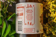Sherpa Power Tea — The Dieline - Branding & Packaging
