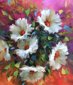 """Registration opened this morning for my first online course, Painting Brilliant Colors. Let your new color journey begin! Learn more at <a href=""""http://www.paintingbrilliantcolors.com"""">www.paintingbri"""