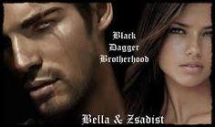 Billedresultat for black dagger brotherhood drawings