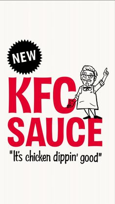 Try the tangy, smoky-sweet heat of our NEW signature sauce at KFC. Order ahead or get contactless delivery at kfc.com.