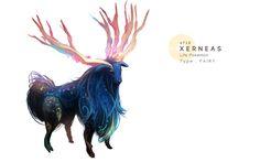 Xerneas by MrRedButcher