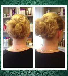 Updo by Kerry
