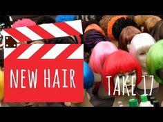 (188) New Hair - YouTube