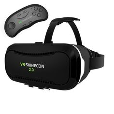 Virtual Reality Headsets, VR SHINECON VR Glasses for iPhone 6 Plus Samsung HTC Sony and Other Android Smartphones Black * Find out more details by clicking the image : Travel Gadgets Vr Shinecon, 3d Glasses, Virtual Reality Headset, Vr Headset, Travel Gadgets, 6s Plus, Cell Phone Accessories, Sony, Iphone 6