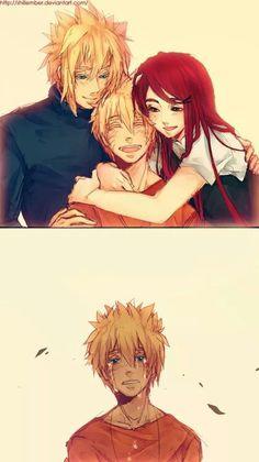 Uzumaki family #Naruto