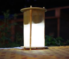 DIY Medieval-Looking Solar Lanterns | Eulalia Hath A Blogge........OMG BRILLIANT!!!! Must make a bunch of these for the campsite!!