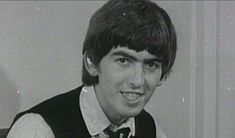 Wonderful archive footage of George Harrison, from The Beatles, being interviewed on his 21st birthday back in 1964.