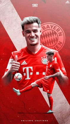 Pin On Soccer Philippe Coutinho Wallpaper For Your The Bayern Times Down. Brazil Football Team, Best Football Players, Football Is Life, World Football, Soccer Players, Football Images, Football Design, Football Pictures, Fifa Soccer