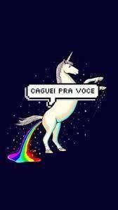 Caguei pra você... #tumblr #unicornio