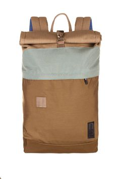 f582bd65d7 Backpack RollPAK I is a medium sized city backpack rolled up from top and  closed with