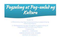 Aralin 14 Pagsulong at Pag-unlad ng Kultura. Heart Border, Google Drive