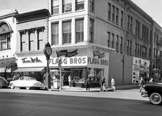 8th and Market, Chattanooga, TN - 1950s