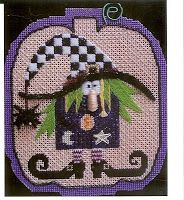 Goofy Ghouls Halloween Club-Hill country stitcher. Love the nose.