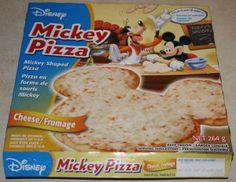 Mickey Pizza