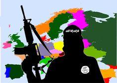 Terrorattacken und ISIS-Großangriff mit 35000 Mann noch im März? (Video)