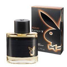 Playboy Miami 3.4 Fl. oz. Eau De Cologne Spray Men by Coty by Playboy Fragrances. $6.89. PLAYBOY MIAMI 3.4 FL. OZ. EAU DE COLOGNE SPRAY MEN. PLAYBOY MIAMI 3.4 FL. OZ. EAU DE COLOGNE SPRAY MEN. DESIGNER:COTY