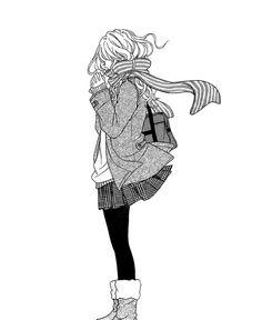 Regresé a casa mientras llovía, y el helado viento pasaba por mi cara, se sentía bien, me sentía libre de toda preocupación, no quería que ese momento terminara....