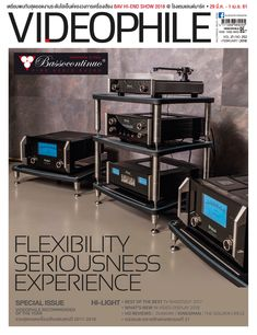 Videophile Thailand front cover on February Issue. A very special thanks to our partner KS Home Entertainment. #bassocontinuo #audiorack #madeinitaly #thebestornothing #wewillrack #videophile #kshome #thailand #bangkok #mcintosh #officialpictures #frontcover #design #luxuryfurniture #vinyl #details #tailoring #bbybassocontinuo #handmade #review #officialshooting