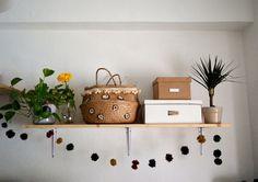 Cómo forrar caja de cartón estropeada DIY - Departamento de Ideas